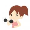 【画像】鍛えすぎた女のカラダwww