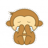 【🙈悲報🙉】お猿さん、鳥の真似をして電柱に登り無事死亡🙊