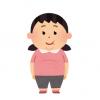 【画像】激デブちゃん「痩せたらちょっとは垢抜けたかな?」 →