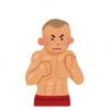 ◆格闘技史上◆に残る『睨み合い』のハプニング映像wwwwwwwww
