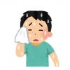 ◆悩み相談◆冗談抜きで最近俺のかく『汗が青い』んだよ ※画像アリ※