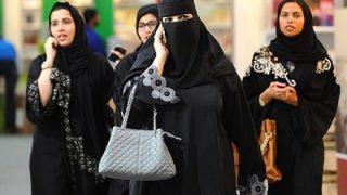 サウジアラビアの女性の権利で打線組んだ