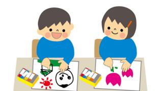【闇×病み】怖すぎるスーパーに掲示されてた5歳児の絵 →画像