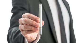 ◆営業力チェック◆面接官「このペンを高値で私に売りつけてください」
