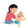 【悲報】中国のベビークリームを塗った赤ちゃん、頭が巨大化してしまう