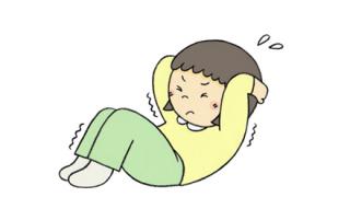 ◆腹筋バキバキ◆の『美少女』が見つかる →動画像
