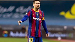 ◆悲報◆メッシさん、試合中に相手をぶん殴る<動画>15試合出場停止も