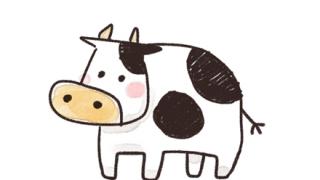 【長野】牛にしか見えないヤギが誕生 →画像