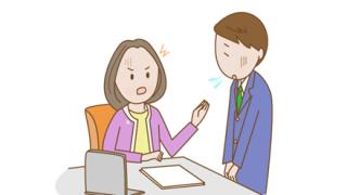 【悲報】女上司さん、乳が生意気すぎるwwww