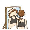 ◆拒食症◆の女の子の『太もも』がヤバすぎる →画像