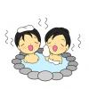 【画像】中国の『混浴露天風呂』ってこんな感じ ⇒