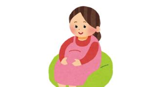 妊婦ま~んさん「才能ある人にだけ触って貰ってるんでお腹に触れないで下さいね。」