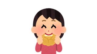 【GIF】シュークリームを食べるカワイ子ちゃん工ロすぎる!!