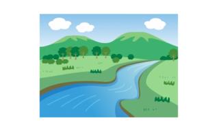 『仁淀ブルー』と呼ばれる山奥を流れる川が美しすぎる・・・