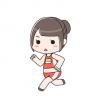 【動画像】なんJ民好みの『美少女マラソン選手』が発見される!!