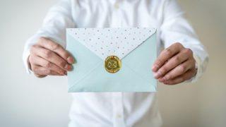【悲報】中学生のときに書いた『自分宛の手紙』を読んで涙が止まらないwwwwwwwww