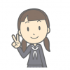 【画像】女子中学生モデル(14)「今日の私服です」