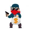 【強い(確信)】海外ショップ店員さんの強盗への対応力 →動画