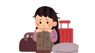 ◆壮絶人生◆24歳の『女性ホームレス』が可愛すぎる件 →動画像