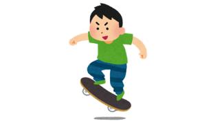 【迷惑スケーター】スケボーガキさん、社会の仕組みを叩き込まれるwwwww