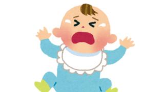 赤ちゃんを泣き止ませるため男がとった行動 ⇒