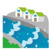 ◆画像◆ま~んさん、洪水なのに無理してしまう →