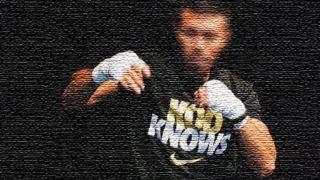◆ボクサー◆の『シャドーボクシング』が速すぎる件 →動画