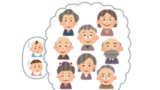 【悲報】去年の日本の『人口ピラミッド』、終わってしまう