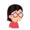 【動画像】容姿で虐められてた『オタク女子』がメガネを外した結果 →