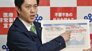 【画像】大阪の『時短要請』のアホさがよく分かる画像がこちらwww