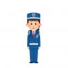【美人朗報】空港警備員のお姉さん(23)AVデビューへ →画像