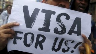 外国人「日本で犯罪やって実刑を受けても、難民申請して入れば国外退去にはならない」