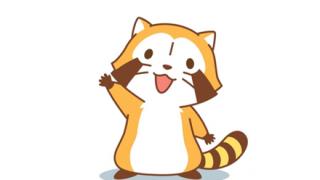【悲報】アライグマさん、屋根に突き刺さる →画像