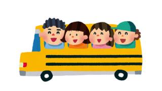 動画『スクールバス運転手さん、子供に暴力を振るう』