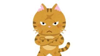 【画像】人間カスさん、猫の強さを知るw