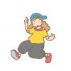 【動画】おっぱい中学生の変なダンスwwwwwww