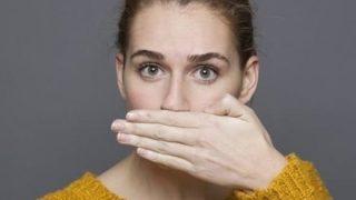 ◆女性◆に『息がくさい』と伝える方法