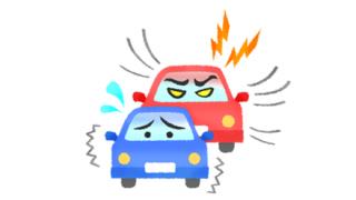 【衝撃映像】女性「横浜なめんな!」交通トラブルで暴言&暴行ドラレコ動画
