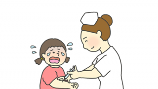 【悲報】女子高生さん、無理やり注射され号泣 →画像