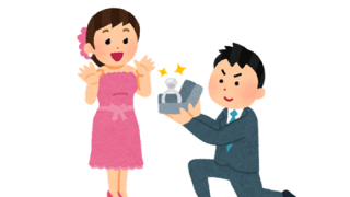 【素敵な写真】偶然撮影されたカップルのプロポーズ場面 →画像
