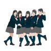 【画像】昭和から現代の『女子高生の見た目』の変化やべーよなwwwwwwwww