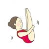 【動画像】女子飛び込み選手の極限まで鍛え上げられた下半身が凄い・・・