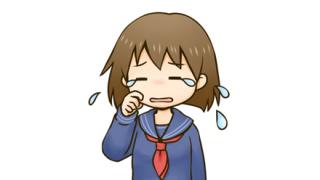 【動画】女子高生さん、高校の看板ちょっと破壊しただけで退学処分で泣く