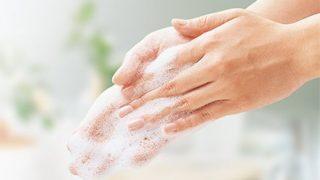 『手洗い』が重要だと一目で理解できる実験画像 ⇒