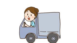 【動画アリ】女子トラッカーさん、不運な事故で天職を失ってしまう……