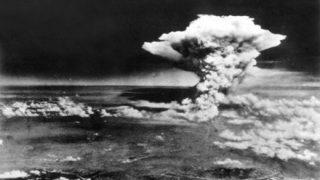 【動画】広島に落とされた『原子爆弾』の『再現動画』がこちら 一瞬で灰になる人も