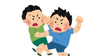 【本能】喧嘩した事なくても『喧嘩の素質』があるか判る方法 →