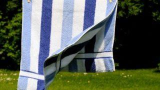 バスタオル、どのくらいの頻度で洗う?
