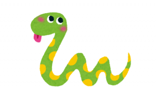 【動画像】犬と勘違いして毛布を飲み込んだヘビ →
