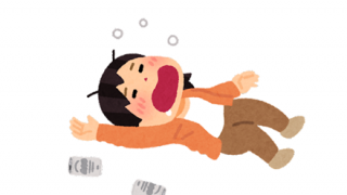 【泥酔朗報】路上で酔い潰れてるギャルたち、極めてヱッチ →動画像